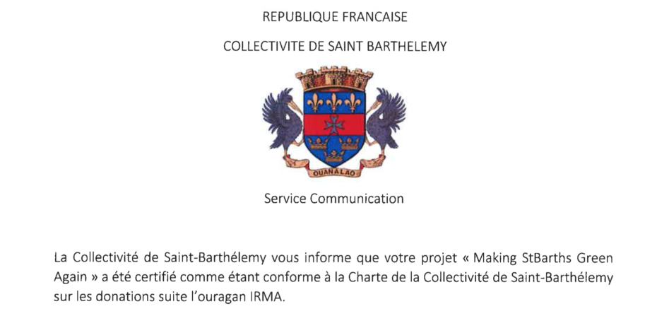 st barth fondation