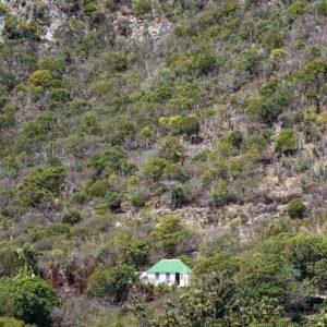 environnement de l'ile de saint barthelemy
