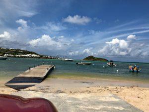 st barths hurricane recovery lagoon
